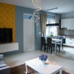 Apartament familial(a) la parter cu 4 camere pentru 10 pers.