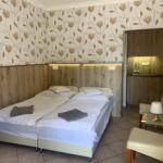Földszintes légkondicionált kétágyas szoba