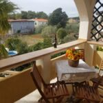 Pool Side Sea View 2-Room Apartment for 4 Persons