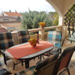 Pool Side Sea View 3-Room Apartment for 5 Persons