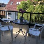 5-Bett-Zimmer mit Balkon und Eigener Teeküche