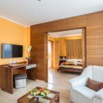 Rezydencja pokój 2-osobowy Executive z 1 pomieszczeniem sypialnianym
