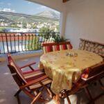 Apartman s terasou pro 4 os. se 2 ložnicemi s výhledem na moře (s možností přistýlky)
