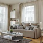 Erkélyes légkondicionált 4 fős apartman 2 hálótérrel (pótágyazható)