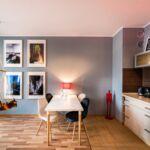 2-Zimmer-Apartment für 5 Personen mit Balkon