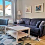 Business Plus 2-Zimmer-Apartment für 4 Personen