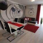 Emeleti Lux 6 fős apartman 3 hálótérrel