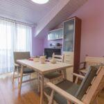 Apartament 4-osobowy z klimatyzacją z widokiem na morze z 2 pomieszczeniami sypialnianymi A-14387-a