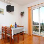 Pogled na more Klimatiziran apartman za 3 osoba(e) sa 1 spavaće(om) sobe(om) A-16914-a