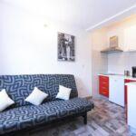 Apartman s klimatizací s terasou pro 4 os. s 1 ložnicí A-17013-a