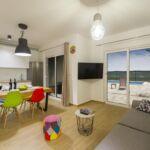 Légkondicionált teraszos 4 fős apartman 1 hálótérrel A-17869-d