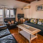 Apartament 6-osobowy z klimatyzacją z widokiem na morze z 2 pomieszczeniami sypialnianymi A-17933-a
