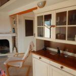 Apartament cu aer conditionat cu vedere spre mare cu 1 camera pentru 2 pers. A-18037-c
