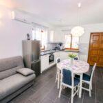 2-Zimmer-Apartment für 5 Personen mit Klimaanlage und Aussicht auf das Meer A-18052-a