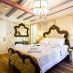 Pokoj s klimatizací s manželskou postelí s výhledem na moře S-18081-e