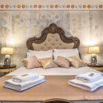 Pokoj s klimatizací s manželskou postelí s výhledem na moře S-18081-g