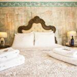 Pokoj s klimatizací s manželskou postelí s výhledem na moře S-18081-l