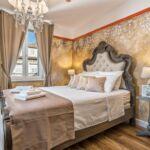 Pokoj s klimatizací s manželskou postelí s výhledem na moře S-18081-o