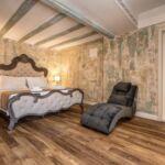 Pokoj s klimatizací s manželskou postelí s výhledem na moře S-18081-x