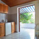 Apartament 3-osobowy z klimatyzacją z widokiem na morze z 1 pomieszczeniem sypialnianym A-18100-c
