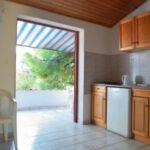 Apartament 3-osobowy z klimatyzacją z tarasem z 1 pomieszczeniem sypialnianym A-18100-d