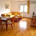 Apartman s klimatizací pro 4 os. s 1 ložnicí s výhledem na moře A-18121-f