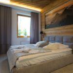 Apartament 4-osobowy na parterze Deluxe z 2 pomieszczeniami sypialnianymi