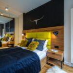Földszintes Deluxe 4 fős apartman 2 hálótérrel