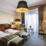 Folyóra néző Superior franciaágyas szoba