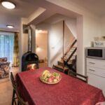 Zuhanyzós saját konyhával 4 fős apartman (pótágyazható)