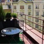 Studio Apartman s balkónem pro 2 os.