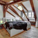 Apartament studio cu chicineta proprie pentru 2 pers. (se poate solicita pat suplimentar)