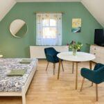 Saját teakonyhával Studio franciaágyas szoba