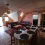 Emeleti légkondicionált 8 fős apartman (pótágyazható)