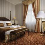 Deluxe Romantik franciaágyas szoba