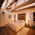 Apartament 4-osobowy Komfort z widokiem na ogród z 2 pomieszczeniami sypialnianymi