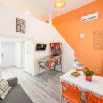 Földszinti Studio 3 fős apartman 2 hálótérrel