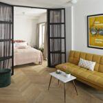 Camera dubla studio cu bucatarie proprie