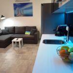 Teraszos Premium 4 fős apartman 2 hálótérrel