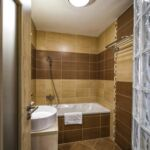 Comfort Apartment for 4 Persons with Shower (extra bed available)