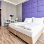 Zuhanyzós Deluxe 2 fős apartman (pótágyazható)