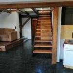 Apartment für 4 Personen mit Dusche und Eigener Küche