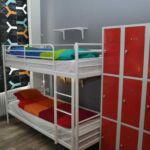 Dormitory ágyanként foglalható  szoba