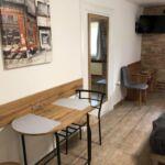 Apartament 2-osobowy z własną kuchnią z widokiem na dziedziniec z 1 pomieszczeniem sypialnianym