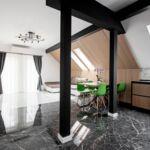 Apartament 6-osobowy Penthouse z 9 pomieszczeniami sypialnianymi (możliwa dostawka)