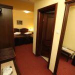 Fürdőszobás négyágyas szoba