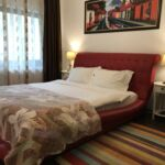Erkélyes Premium franciaágyas szoba