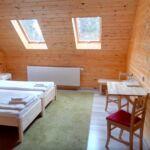 Pokój 2-osobowy na piętrze (możliwa dostawka)