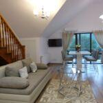 Apartament 6-osobowy z 2 pomieszczeniami sypialnianymi (możliwa dostawka)