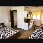 Fürdőszobás Deluxe 2 fős faház